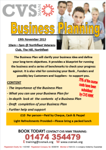 Business planing Course