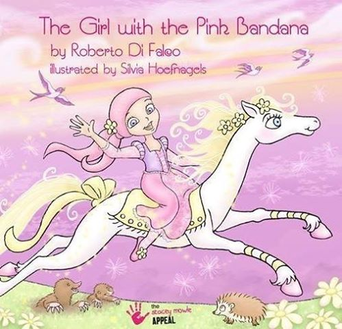 'The Girl with the Pink Bandana'.