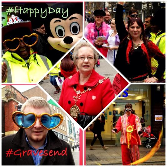 Gravesend 2013 UN Happiness Day
