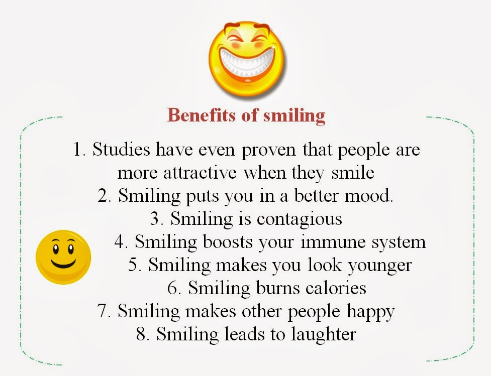 the benefits of smiling and happiness The act of smiling activates neural messaging that benefits your health and happiness psychology today find a therapist.