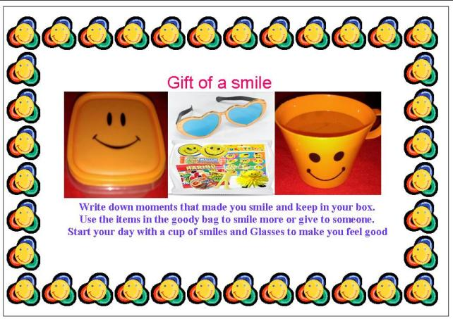 Gift of Smileswithglassesnowebsite