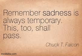 sadnesstemporary