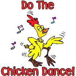 chickendanceday confident queen rh confidentqueen wordpress com Crazy Chicken Clip Art Chicken Farm Clip Art