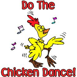 do_the_chicken_dance_mug