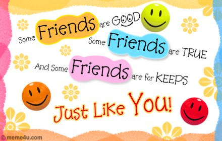 Friend-Card