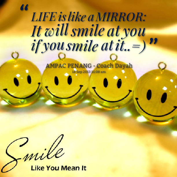 How To Look In The Mirror And Smile Back Confident Queen