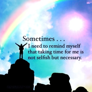 sometimes-self-care