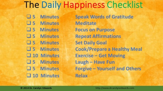 Your_Daily_Happiness_Checklist