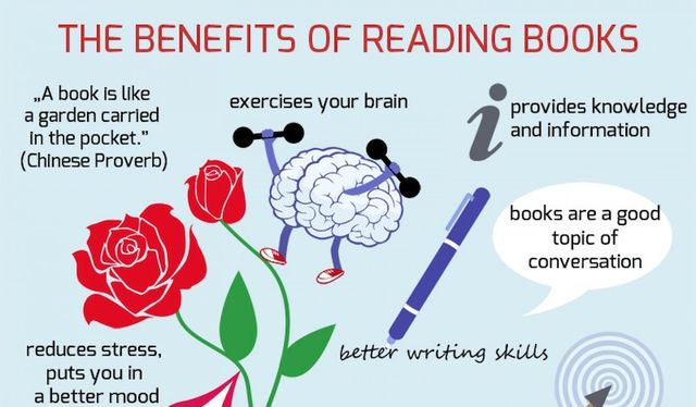 Here are 11 incredible benefits from reading every day. And they're backed by science.