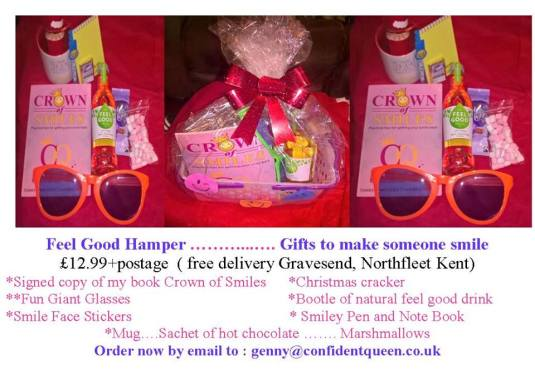 Christmas feel good hampers